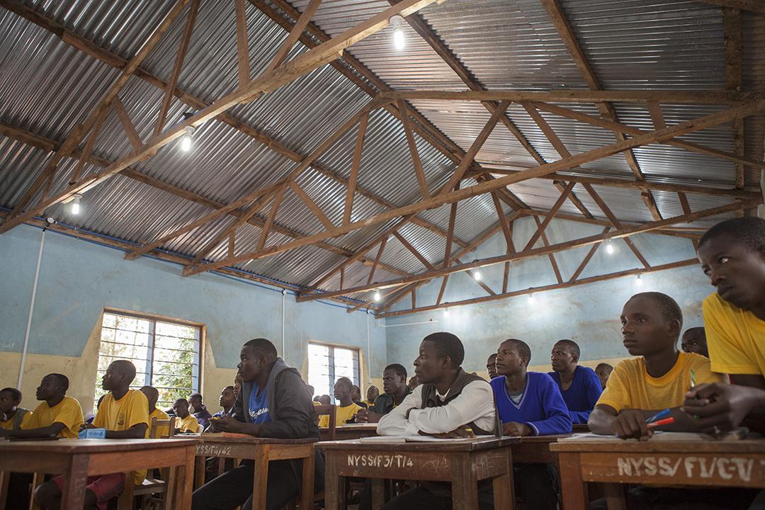 Solar Power Brings Brighter Future For Western Tanzania