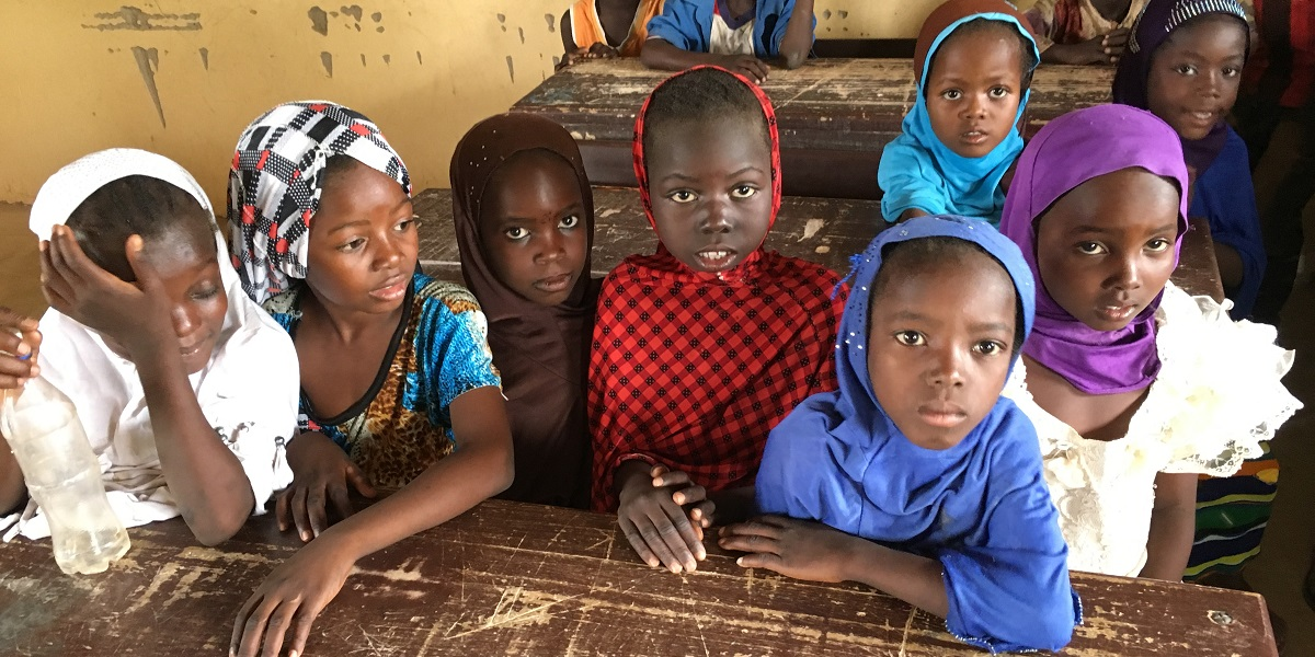 According to a recent impact evaluation by Mathematica Policy Research, girls attending MCC-funded IMAGINE schools in Niger had higher enrollment rates, lower absenteeism rates, and higher math and French test scores than those in schools in comparison villages.