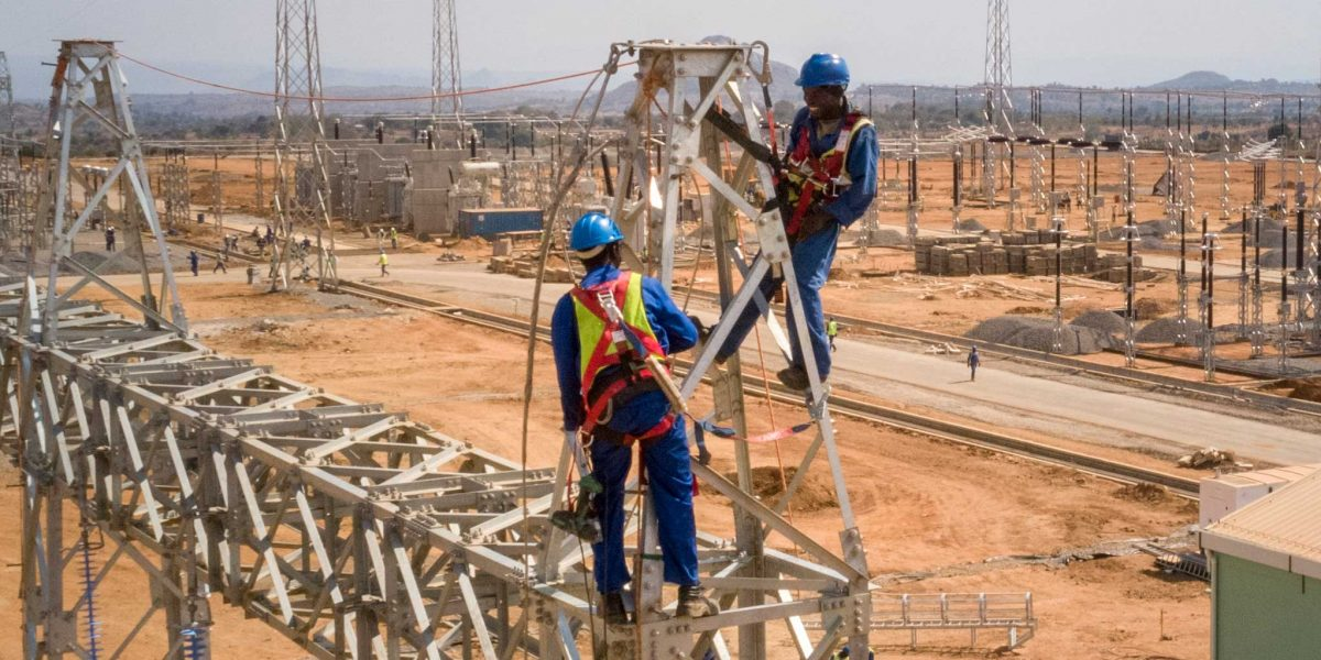 The Nkhoma substation in Malawi was created through the MCC Malawi Compact. The substation has helped provide power for the people of Malawi.