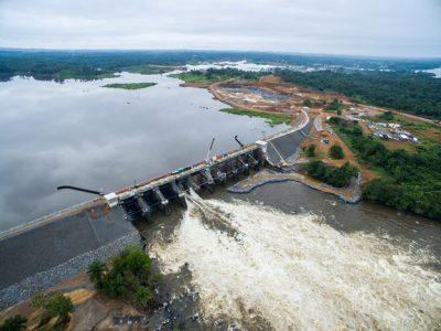 Mt. Coffee Hydropower Plant, Liberia