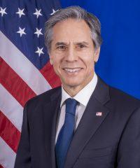 Antony J. Blinken, US Secretary of State