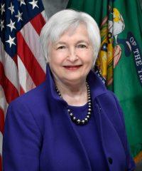 Janet Yellen, US Secretary of the Treasury