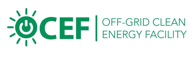 Off-Grid Clean Energy Facility logo