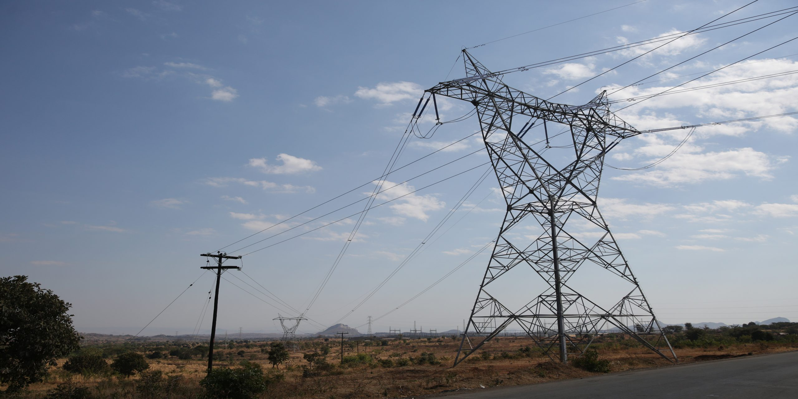 upgraded transmission lines