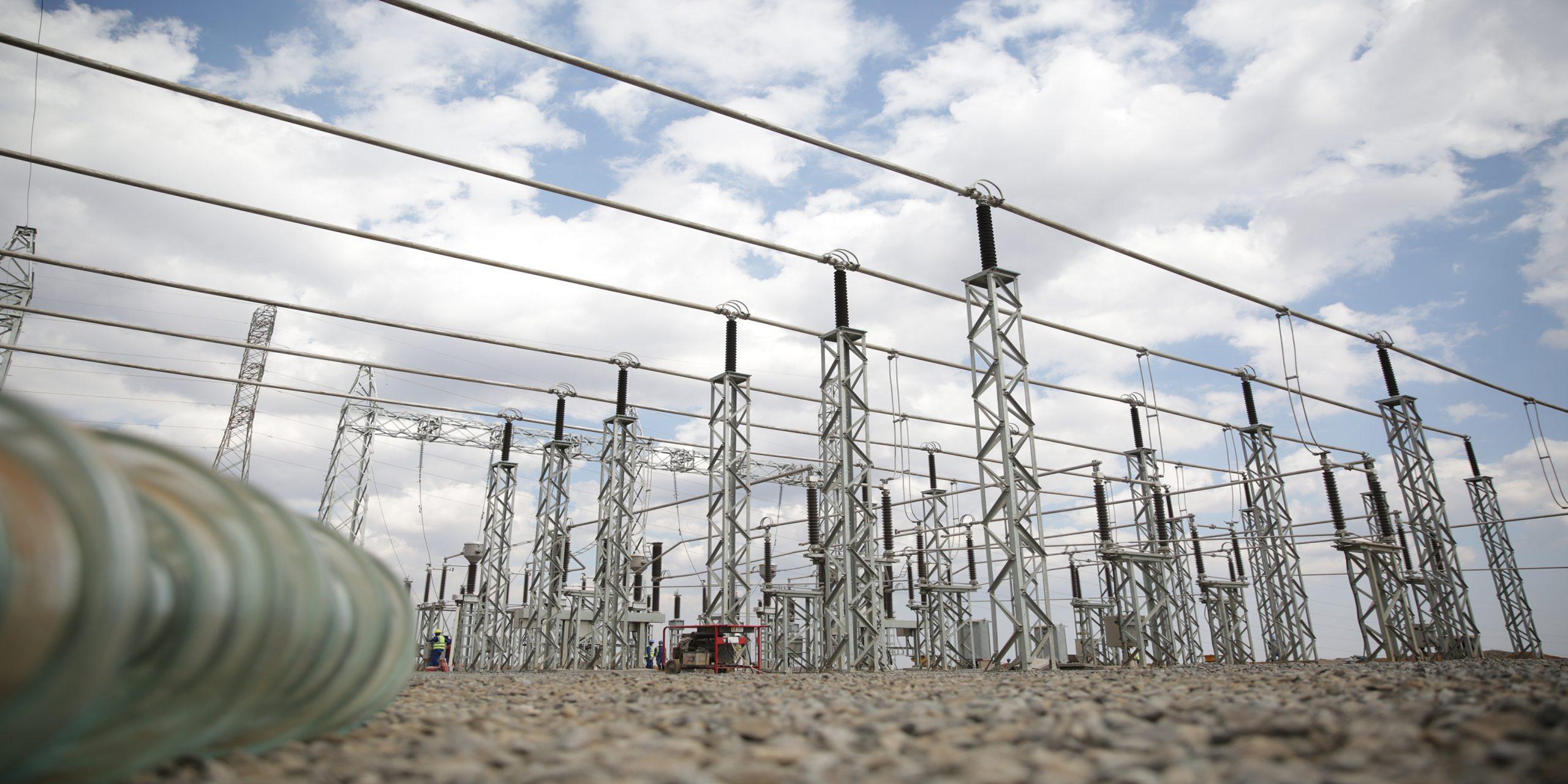 400kv Nkhoma substation