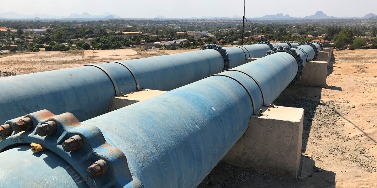 The Urban Water Supply and Drainage and Sanitation Activities under the Mozambique Compact aimed to provide access to safer water and reduce flooding.