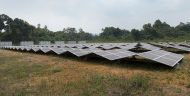 An off-grid renewable energy asset funded by MCC's Indonesia Compact