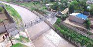 Bridge over the Mazyopa drain