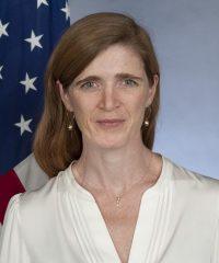 Samantha Power, USAID Administrator