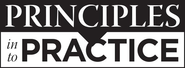 Principles Into Practice Series