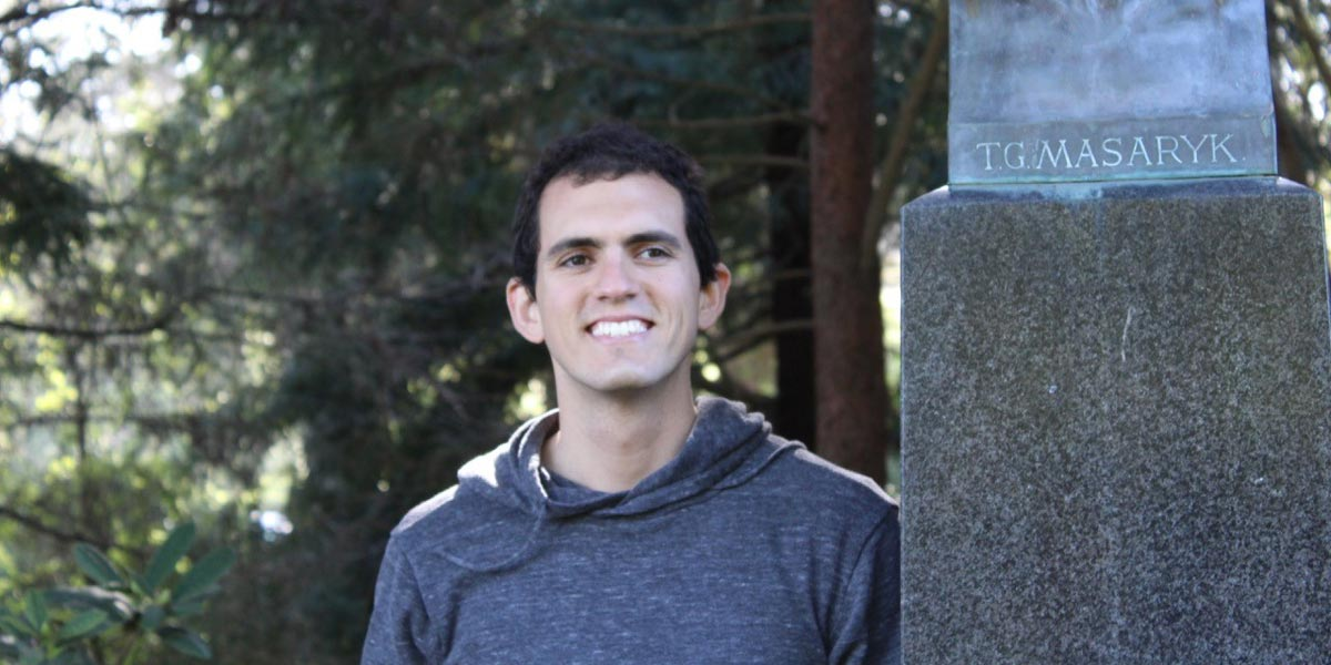 Javier Parada, a UC Davis doctoral agricultural and resource economics student, was the winner of MCC's 2015 Open Data Challenge.
